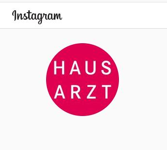 Hausarztzentrum, jetzt auf auch Instagram